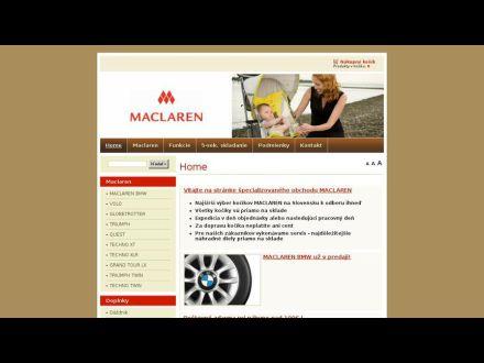 www.maclaren.sk