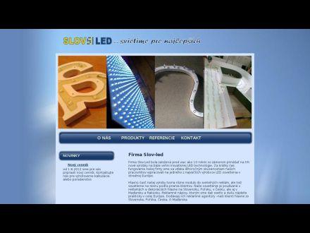 www.slov-led.com