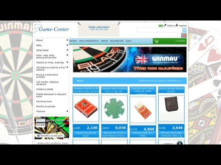 www.game-center.sk