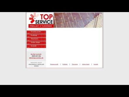 www.top-service.sk