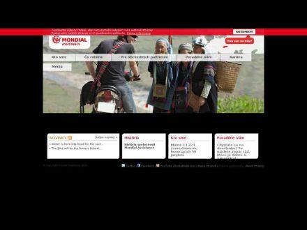 www.mondial-assistance.sk