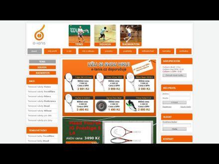www.e-tenis.cz