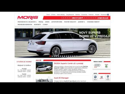 www.moris.sk