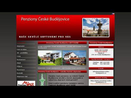 www.penziony-ceske-budejovice.cz