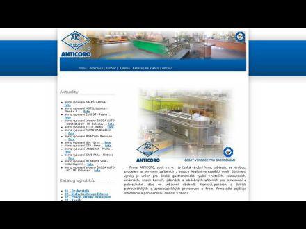 www.anticoro.cz