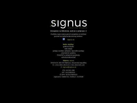 www.signus.sk