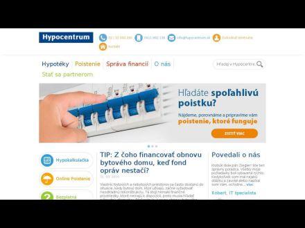 www.hypocentrum.sk