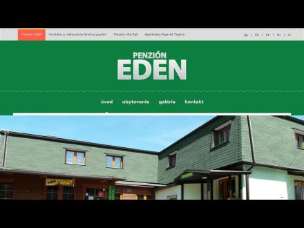 www.penzioneden.sk