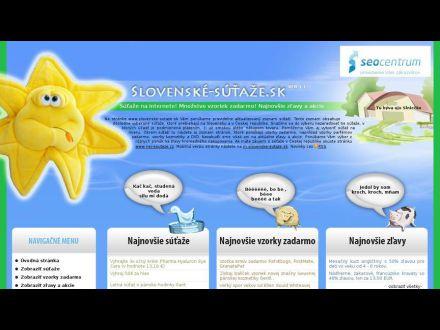 www.slovenske-sutaze.sk
