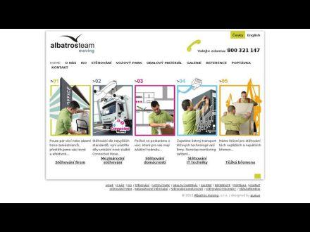 www.albatrosmoving.cz