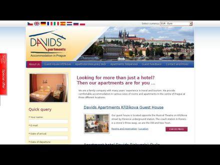 www.aparthotel-davids.cz