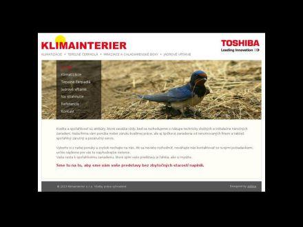 www.klimainterier.sk