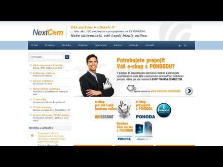 www.nextcom.sk