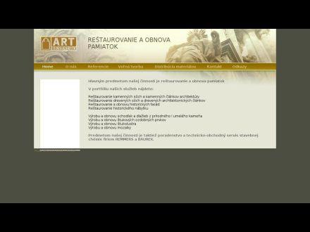 www.artrestauro.sk