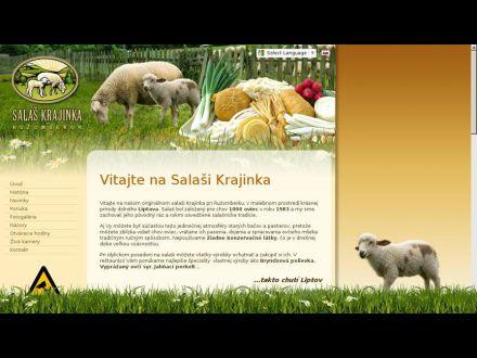 www.salaskrajinka.sk