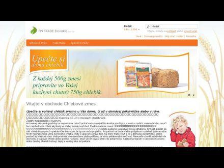 www.chlebovezmesi.sk