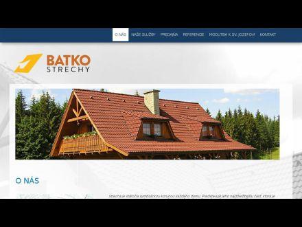 www.strechybatko.sk