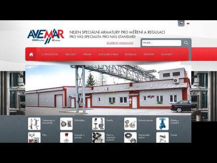 www.avemar.cz