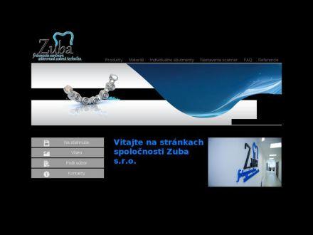 www.zuba.sk