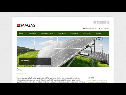 www.magas.sk