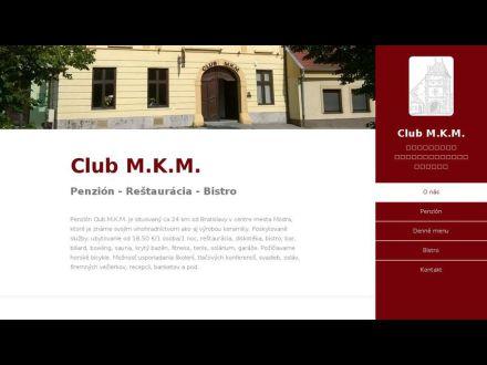 www.clubmkm.sk