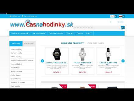 www.casnahodinky.sk