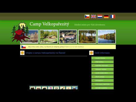 www.campvelkoparezity.cz