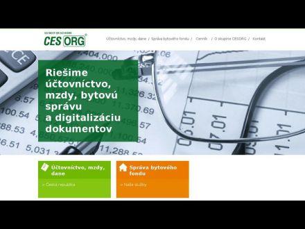 www.cesorg.sk