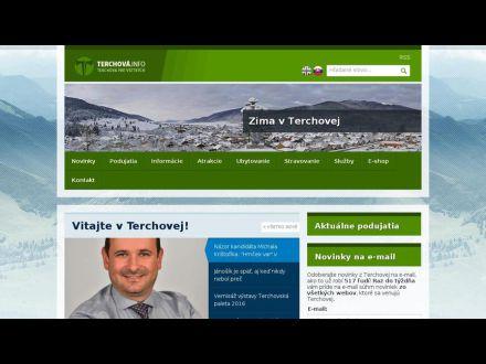 www.terchova-info.sk