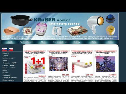 www.kruber.sk