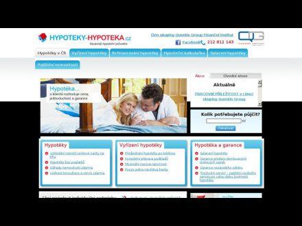 www.hypoteky-hypoteka.cz