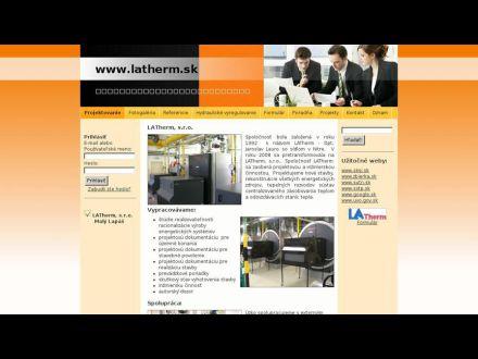 www.latherm.sk