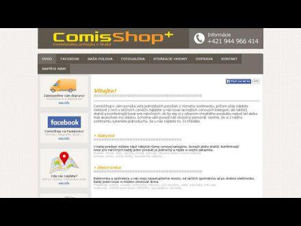 www.comisshop.sk