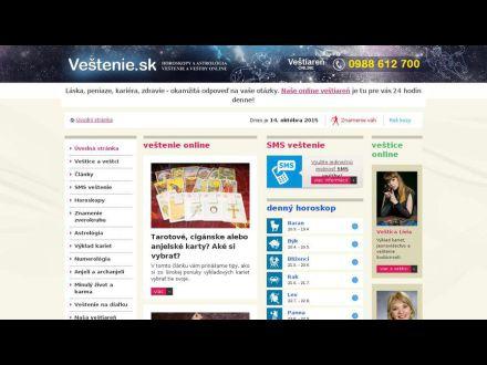 www.vestenie.sk