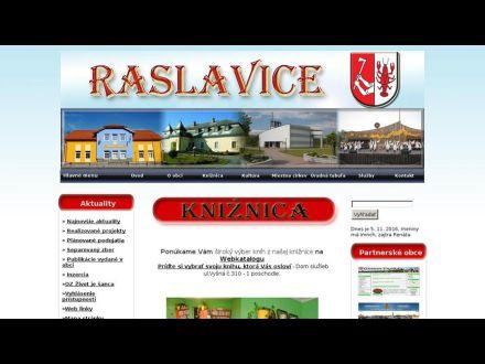 www.raslavice.sk/kniznica.html