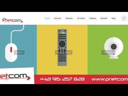 www.pnetcom.sk