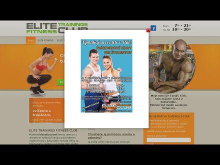 www.elite-fitness.sk
