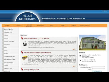 www.zskrusetnica.edupage.org