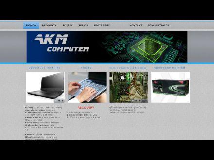 www.akm.sk