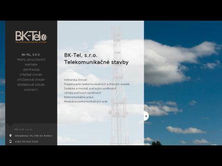 www.bk-tel.sk