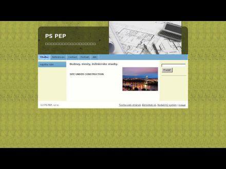 www.ps-pep.sk