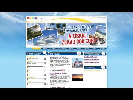 www.enjoytravel.sk
