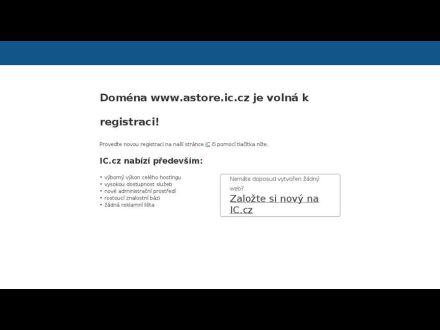 www.astore.ic.cz