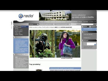 www.redo.cz