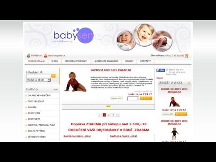 www.babysen.cz
