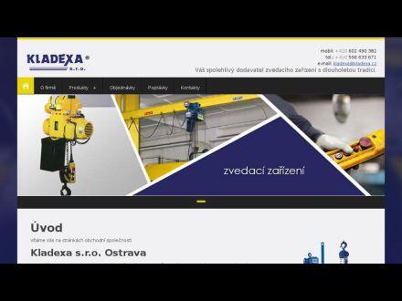 www.kladexa.cz