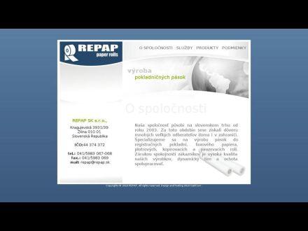 www.repap.sk