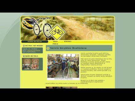 www.bicykleservispredaj.sk