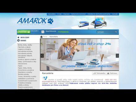 www.amarok.sk