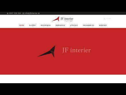 www.jfinterier.sk